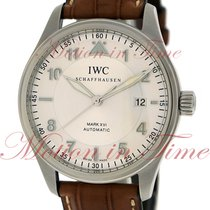 IWC Pilot's Spitfire Mark XVI 39mm, Silver Dial - Stainles...