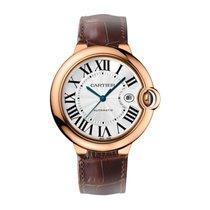 Cartier Ballon Bleu Automatic Mens Watch Ref W6900651