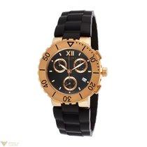 Chaumet Class One Xl Chronograph RG 18k Rose Gold Men's Watch