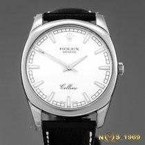 Rolex Cellini Danaos XL 18K White Gold 4243/9 Box & Papers...