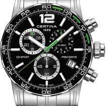 Certina DS Sport Chrono C027.417.11.057.01 Herrenchronograph...