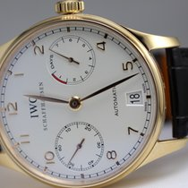 IWC Portuguese Automatic 7 Day Rose Gold IW500113