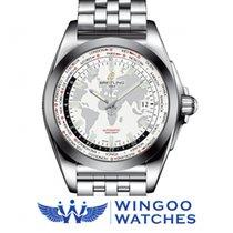 Breitling GALACTIC UNITIME Ref. WB3510U0/A777/375A