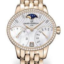 Girard Perregaux CAT'S EYE BI-RETRO Pink Gold Bracelet...