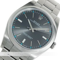 Rolex Oyster Perpetual 39 mm Stahl 114300