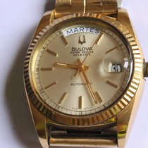 Bulova Super Seville Day & Date Automatic