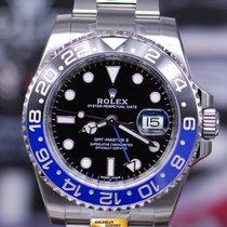 "Rolex Oyster Perpetual Gmt-master II ""batman"" Ceramic..."
