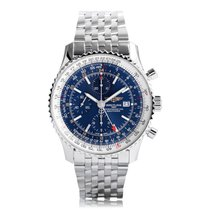 Breitling Navitimer World Automatic Mens Watch A2432212/C651 443A