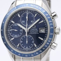 オメガ (Omega) Speedmaster Date Steel Automatic Mens Watch...