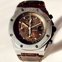 Audemars Piguet AP Royal Oak Offshore Vintage Sunburst Gilt Dial