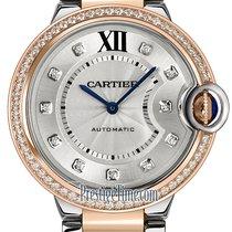 Cartier Ballon Bleu 36mm w3bb0004