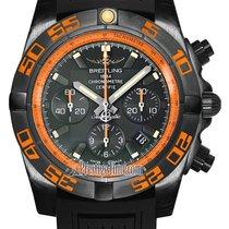 Breitling Chronomat 44 mb0111c2/bd07/153s RAVEN BLACKSTEEL