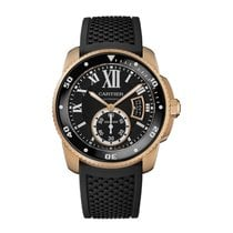 Cartier Calibre Automatic Mens Watch Ref W7100052