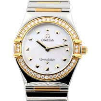 Omega Constellation My Choice 25,5 Quarz