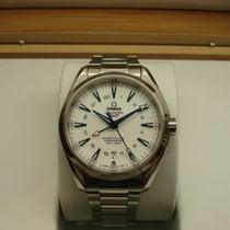 Omega Seamaster Aqua Terra 150M. GMT Titane