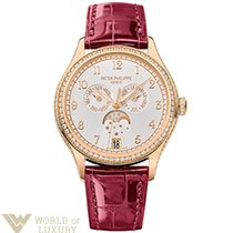 Patek Philippe Complications 38mm Rose Gold Lady's Watch