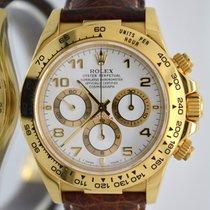 Rolex 16518 Daytona Zenith Movement Gold 18k Box Papers...