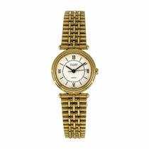 Van Cleef & Arpels Ladies 18K Yellow Gold Quartz Watch...