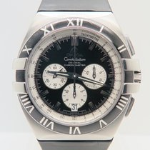 Omega Constellation Double Eagle Co Axial