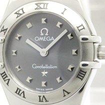 Omega Polished Omega Constellation My Choice Quartz Ladies...