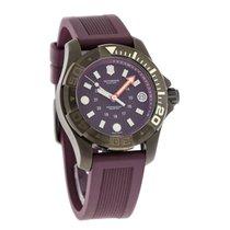 Victorinox Swiss Army Dive Master 500 Ladies Purple Swiss...