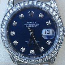 Rolex Datejust President Custom Diamomd Bracelet & Bezel...