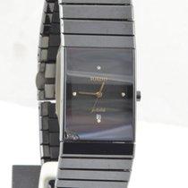 雷达 (Rado) Diastar Herren Uhr Stahl/gold Quartz 34mm Mit Orig....