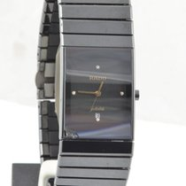 Rado Diastar Herren Uhr Stahl/gold Quartz 34mm Mit Orig. Stahl...