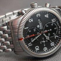 Tutima Grand Flieger Classic Chronograph, Neu Ungetragen