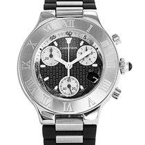 Cartier Watch Must 21 W10125U2
