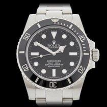 Rolex Submariner Non Date Stainless Steel Gents 114060 - W4244