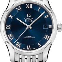 Omega De Ville Hour Vision Co-Axial Master Chronometer 41 mm