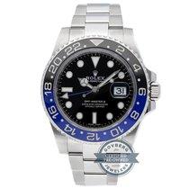 """Ρολεξ (Rolex) GMT-Master II """"Batman"""" 116710BLNR"""