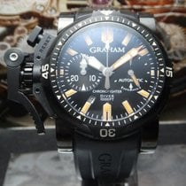 Graham 2010-2017 Graham Chronofighter Oversize - 1000m Diver -...