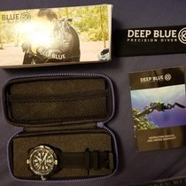 Deep Blue Precision Daynight Diver Pc Tritium Illumination...