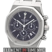 Audemars Piguet Royal Oak Chronograph 39mm Blue Dial