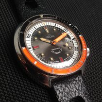 Squale OSCAR SUPERMATIC Vintage 1970 Twin Crown DIVER 20 ATMOS