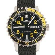 Fortis Aquatis Marinemaster Swiss Auto Day/date Watch 200m Wr...