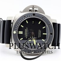Panerai LUMINOR SUBMERSIBLE 1950 AMAGNETIC 3 DAYS TITANIO 47MM