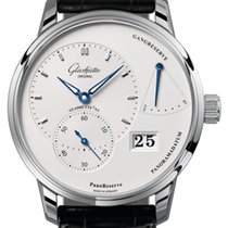 Glashütte Original PanoReserve Manual Wind 40mm 1-65-01-22-12-04
