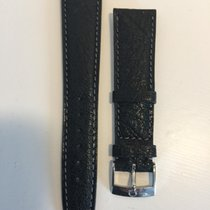 Omega Original Leather Strap 20mm and Buckle 16mm