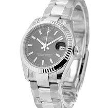Rolex Unworn 178274 Mid Size DATEJUST with Oyster Bracelet -...