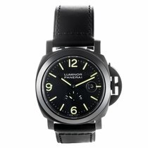 Panerai Luminor Power Reserve Black PVD Limited Edition...