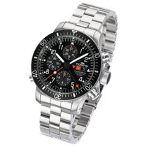 Fortis B-42 Official Cosmonauts Chronograph Alarm 639.22.11 M