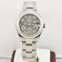 Rolex Lady-Datejust 178240 Floral Dial Box & Papers 2016...