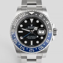 "Rolex GMT-Master II ""Batman"" Full Set"