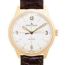 Jaeger-LeCoultre Geophysic 18k Rose Gold White Automatic Q8002520