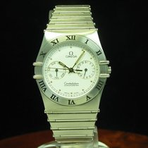 Omega Constellation Day Date Chronometer Edelstahl Herrenuhr /...