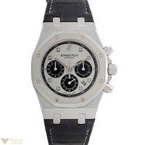 Audemars Piguet Royal Oak Chronograph LA Boutique Platinum...