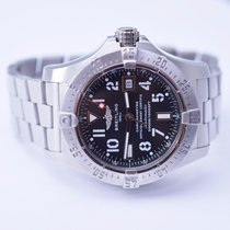 Breitling Avenger Seawolf 45.4mm Stainless Steel Mens Watch...